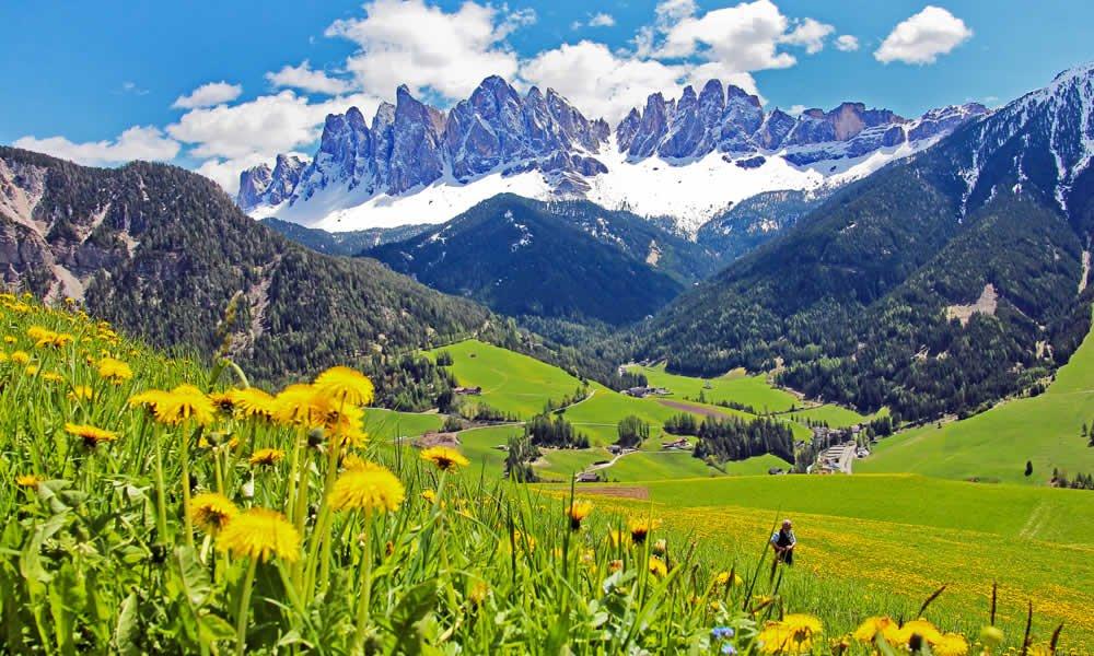 Urlaub im Villnösser Tal